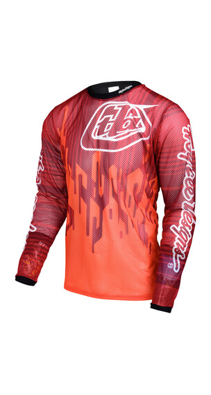 Troy Lee Designs Sprint Air SRAM TLD Jersey Men Code Orange